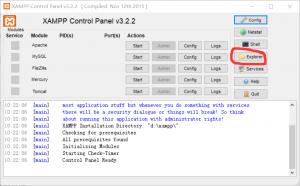 将MYSQL中数据库表包括数据导出到另一个库